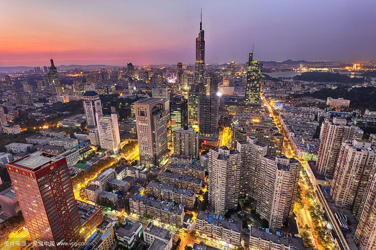 國際頂級專家會商南京發展