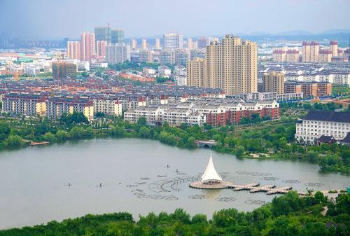 蕪湖、岳西兩縣為全國生態文明建設示范縣