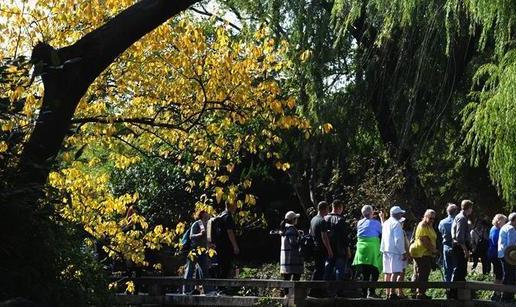 蘇州拙政園與英國霍華德城堡聯合圖片展在英舉行