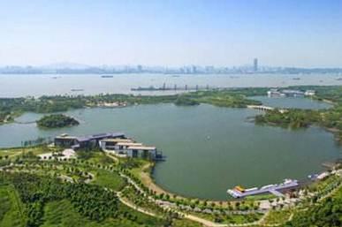 """入圍入河排污口排查整治首批試點城市 泰州打造""""長江生態安全帶"""""""