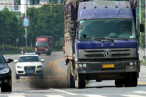 专项攻坚战剑指柴油货车污染