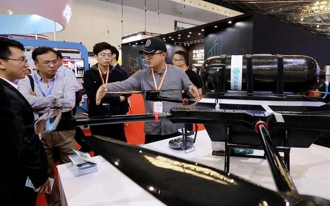 第七届中国(上海)国际技术进出口交易会在沪开幕