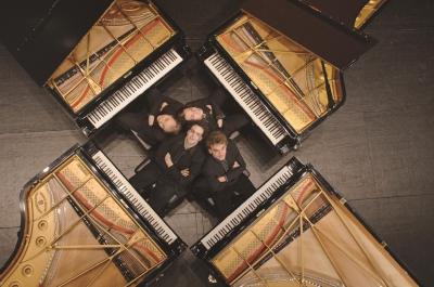 格什温钢琴四重奏下月初登台东艺