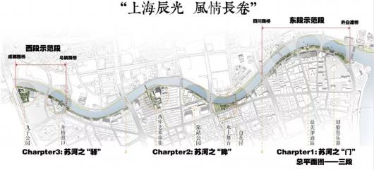 苏州河两岸贯通新进展 沿线6个区未来变化抢先看