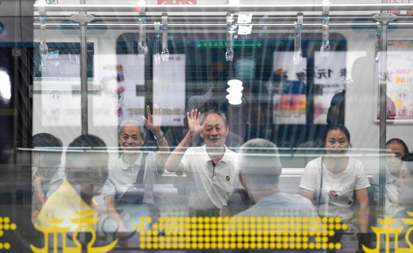 杭州地铁5号线首通段开通