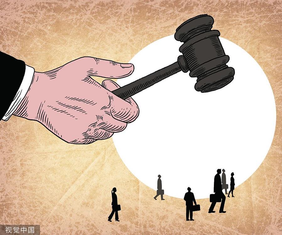 """浙江台州有91人敢去法院打""""假官司""""?全部成了""""失信人""""!"""