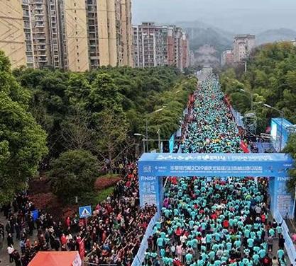 浙江衢州:2019衢州马拉松11月开跑