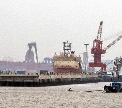 南京:加強港口治理 保護長江生態