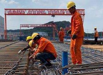 江蘇南沿江城際鐵路將成我國首條千噸箱梁高鐵