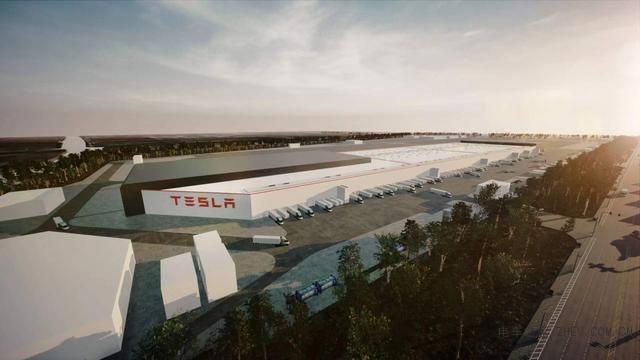 特斯拉上海超級工廠正式通電 全面投産進入衝刺階段