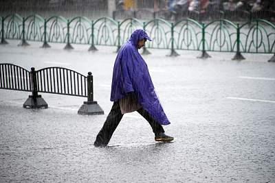 上海今有短时小雨双休放晴 周六最低温度7度