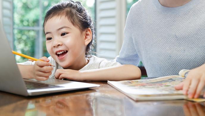 给孩子金山银山不如培养好习惯 宅家生活这样过