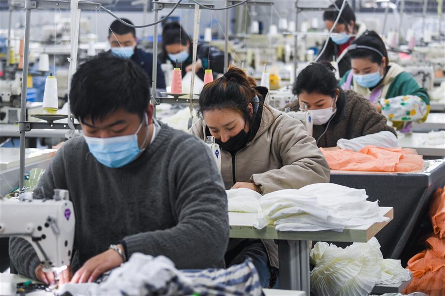 浙江湖州:多措并举助力企业复工复产促增长