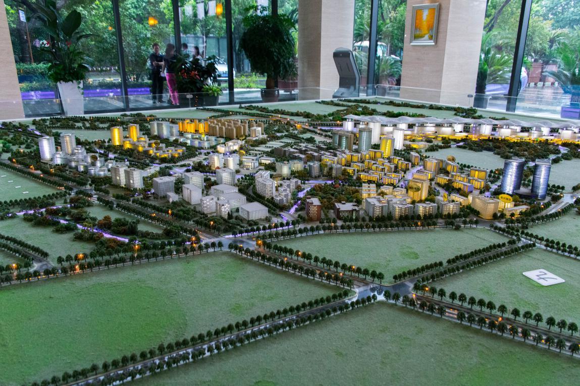 上海松江:G60科创走廊建设带来企业研发热 高新技术企业数三年翻番