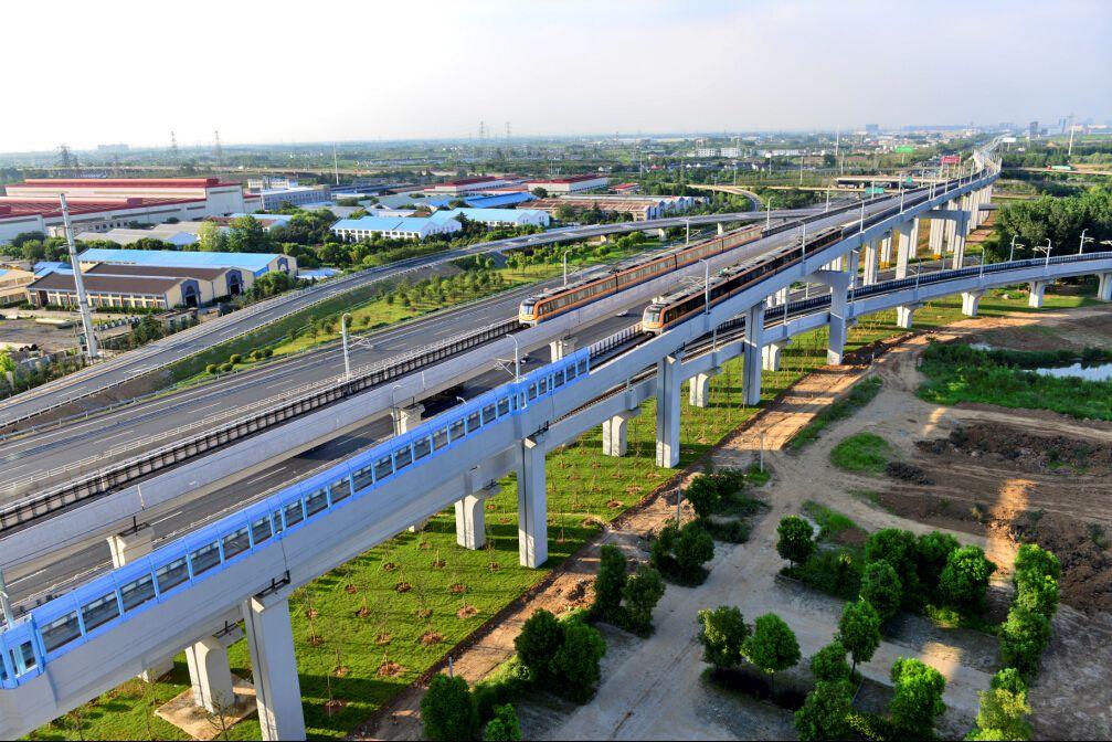 南京首条跨市域地铁电气化工程开工