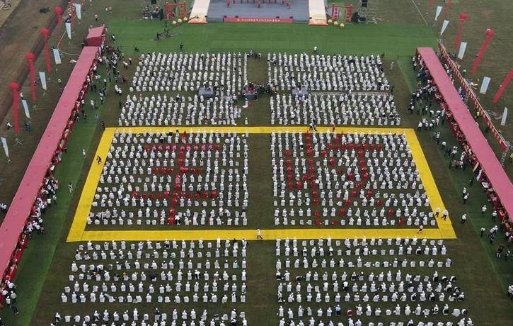中国农民丰收节安徽主会场活动在泗县举行