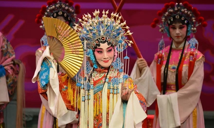 纪念徽班进京230周年 徽剧经典名段演唱会上演